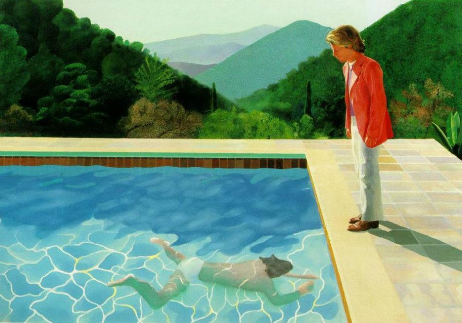david-hockney tate Britain