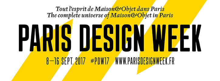 Maison & Objet- Paris Design Week 2017