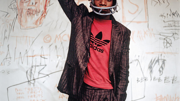 Basquiat- Boom for Real